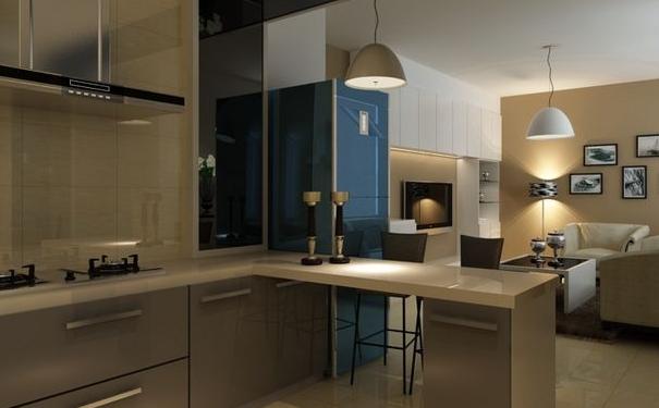 宁波厨房开放式设计好吗 开放式厨房设计要点