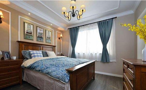 武汉美式卧室怎么装修 美式卧室装修技巧