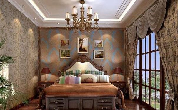 厦门美式卧室吊顶怎么设计 美式卧室吊顶设计技巧