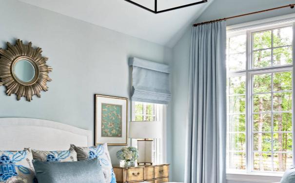 温馨卧室这样搭 上海卧室颜色搭配技巧