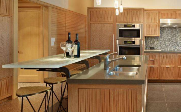 宁波厨房吧台怎么设计 厨房吧台设计要点