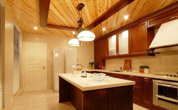 东莞厨房吊顶怎么设计 精美的厨房吊顶设计