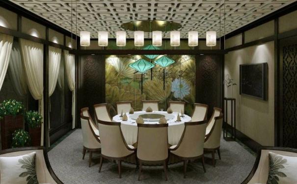 南昌中式餐厅怎么装修 中式餐厅的装修要点