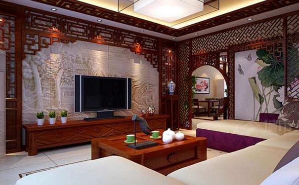 重庆中式别墅如何装修 中式别墅装修技巧