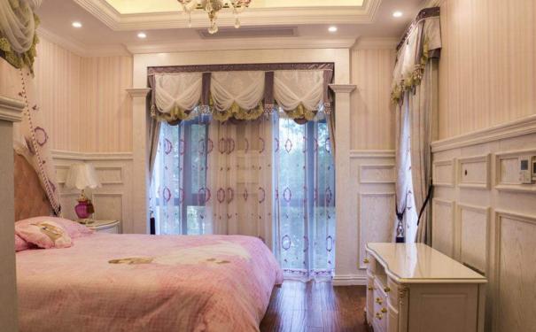 武汉低成本装修精美卧室 卧室装修技巧