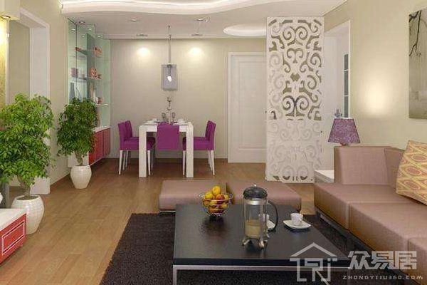 35平米房子装潢技巧 35平米房子装潢注意事项